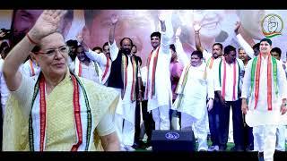 Praja chaitanya yathra || Padi Kaushik Reddy-Jai congress || full hd video song