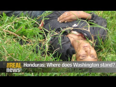 Honduras: Where does Washington stand?