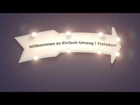 Einfach-Umzug Transportunternehmen in Troisdorf