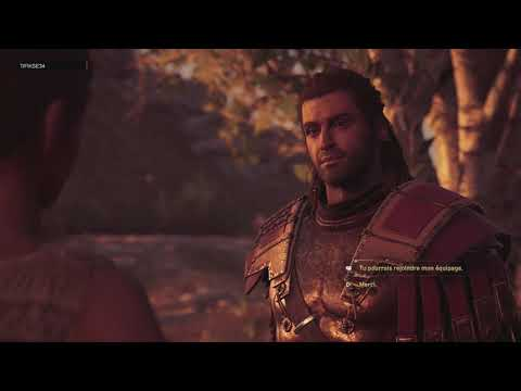 Assassin's creed Odyssey : Apprivoiser , Astuce et combat
