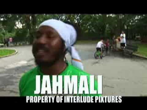 JAHMALI EL SHADDAI!!MUSIC VIDEO SHOOT PROMO