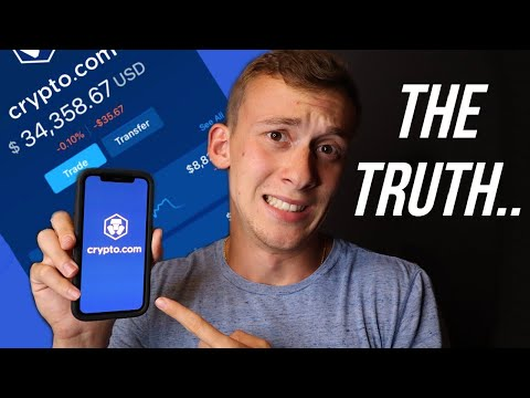 Should You Use Crypto.com? The Truth Revealed..