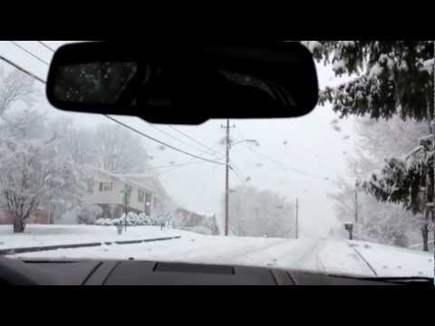 Traveling on snow Johnson city tn