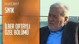 Gambar cover İlber Ortaylı Cüneyt Özdemir'in sorularını yanıtladı - 5N1K 01.07.2017 Cumartesi