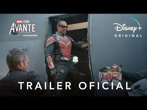 Marvel Studios Avante: Os Bastidores de Falcão e o Soldado Invernal | Trailer Oficial Legendado