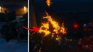 CZY ZABÓJCA LEONORY JOHNSON ZGINIE W WYPADKU?! ⚰️ - GTA V Legendy & Teorie | ODC 96 |