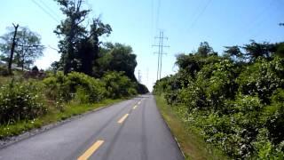 07-04-2010 the W&OD TRAIL between Leesburg and Ashburn Virginia