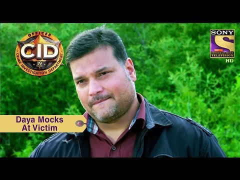 Your Favorite Character | Daya Mocks At The Victim | CID