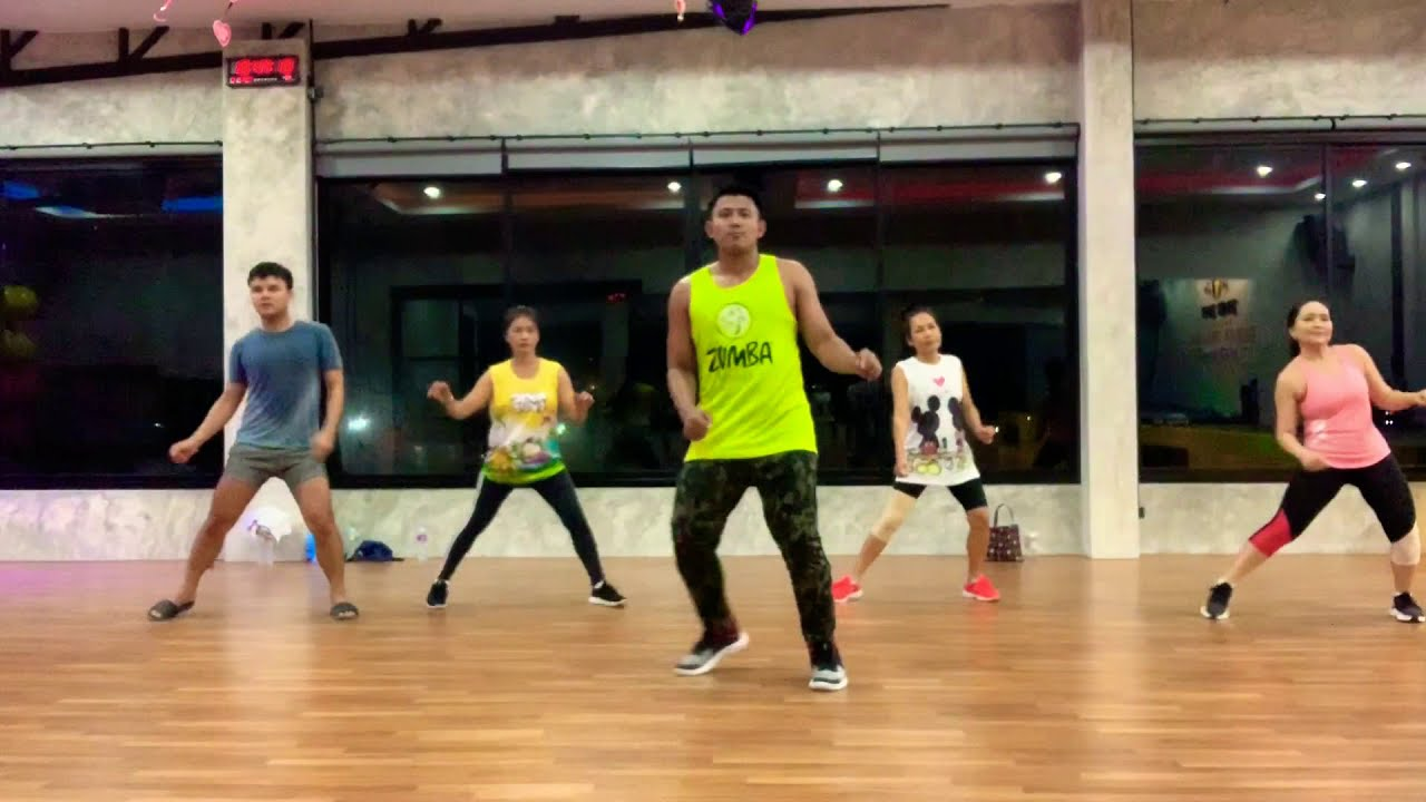 ZUMBA - Position (Back It Up) - Salsa Urbana