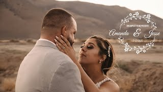 Amanda and Jesse Wedding Film 4K
