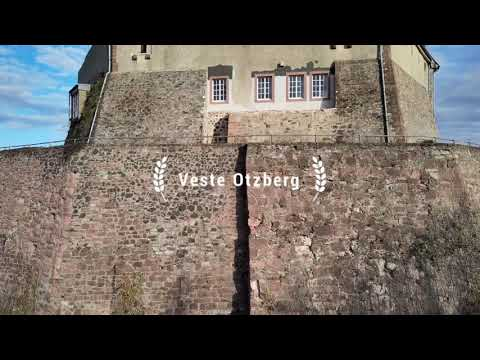 Drohnenaufnahmen Veste Otzberg