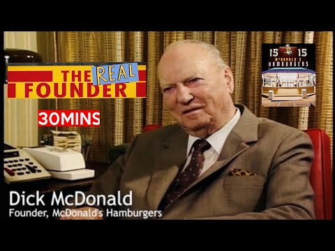 The Real Founder (of McDonalds) 30m.