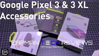 Google Pixel 3 Accessories from Pure Gear!