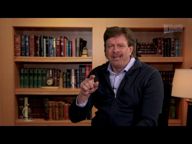Before Your Kids Go On Spring Break   Dr. Tim Clinton with Dr. James Dobson's Family Talk
