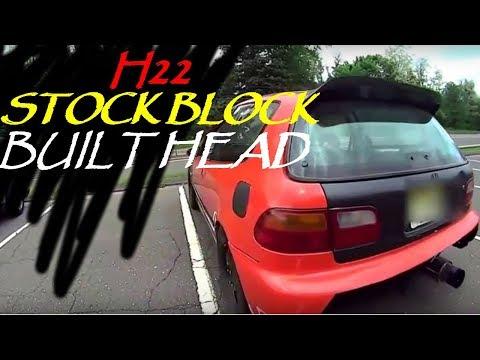 H22 EG Civic Hatch Pulls
