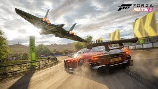 Forza Horizon 4 launch - Livestream with Playground Games