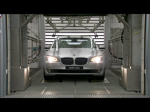 BMW 7 Series Production at Dingolfing (Fifth generation, F01)