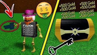 BLACK KEY SECRETS!! *UNLOCKS CHEST?* | Build a boat for Treasure ROBLOX
