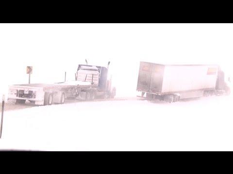 Salina Snow PKGs February 4th And 5th 2014
