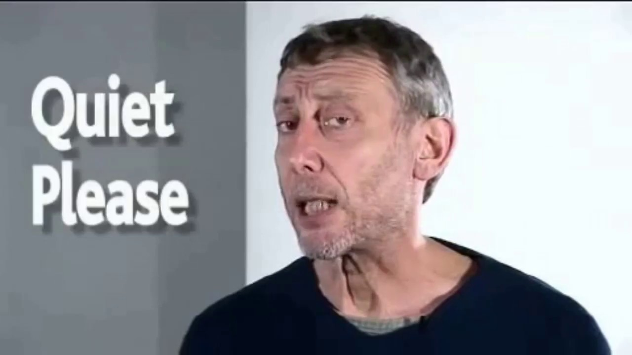 59fa68c9682 YTP  Michael Rosen Starts His Own Political Party Because He s Fed ...