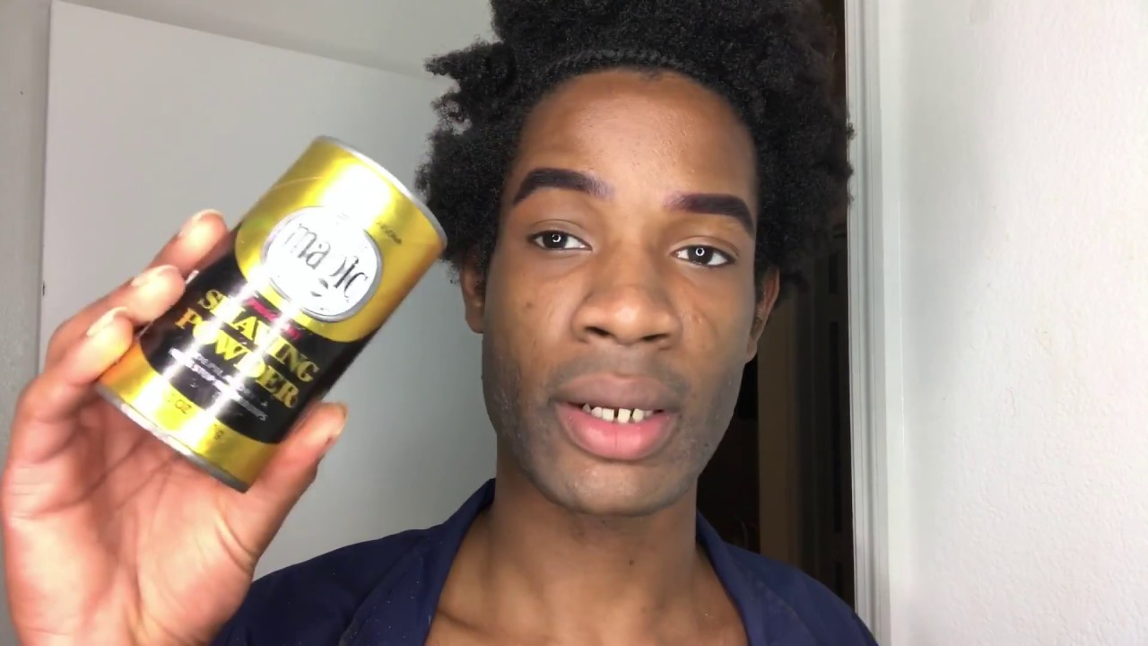 Magic Shave Powder Product Review Demo No More Shaving Youtube