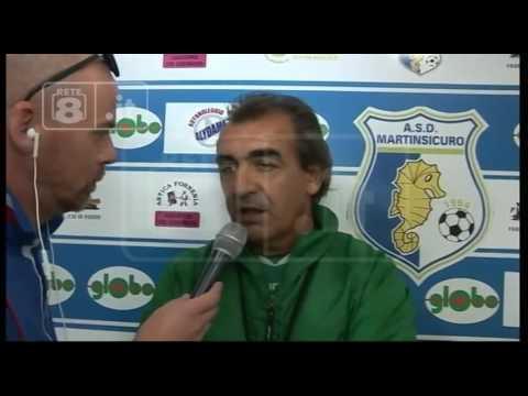 Eccellenza: Martinsicuro - Penne 2-0