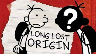 Diary of a Wimpy Kid's LONG LOST Origin!
