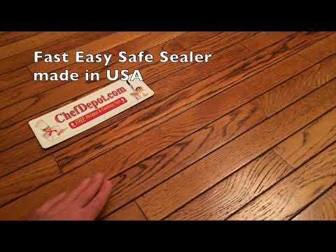 diy refinishing hardwood floors ( How To)