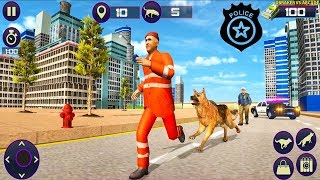 Us Police Dog Duty Simulator - Police Dog Officer - Android Gameplay 2019