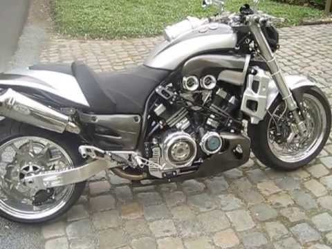 Yamaha vmax v max custom te koop / for sale / a vendre ...