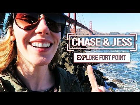 Fort Point San Francisco | Under the Golden Gate Bridge