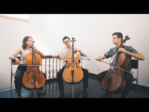 Pirates of the Caribbean Cello Medley - Nicholas Yee