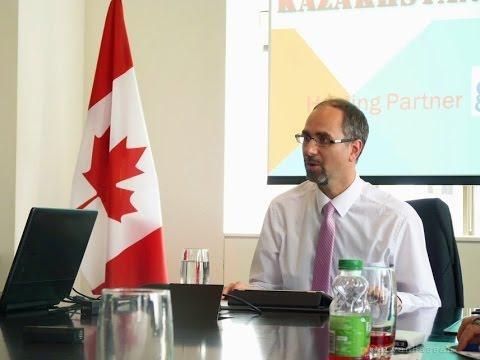 Сафири Канада: Хостори Тоҷикистони қавӣ ҳастем