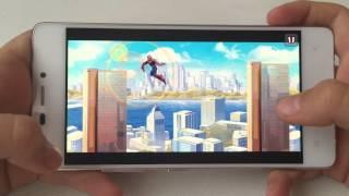 Fly Tornado Slim IQ4516 Octa - сверхтонкий 8-ядерный смартфон - видео обзор