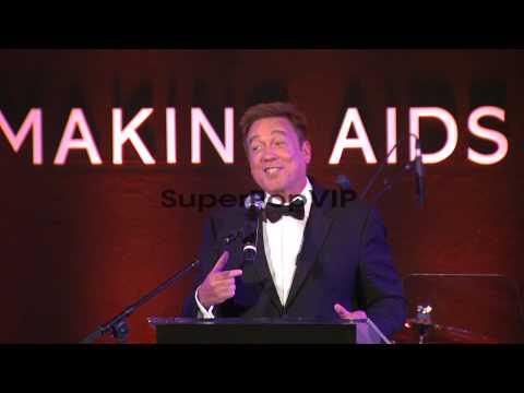 SPEECH: Kevin Huvane at amfAR's Inspiration Gala Los Ange...