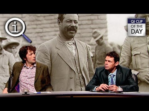 Thumbnail: QI | Why Did Pancho Villa Have To Wait For The Light?