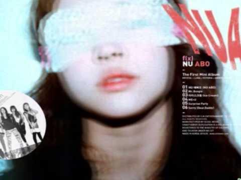 F(x)- Nu Abo- Sorry (Dear Daddy) MP3/DL