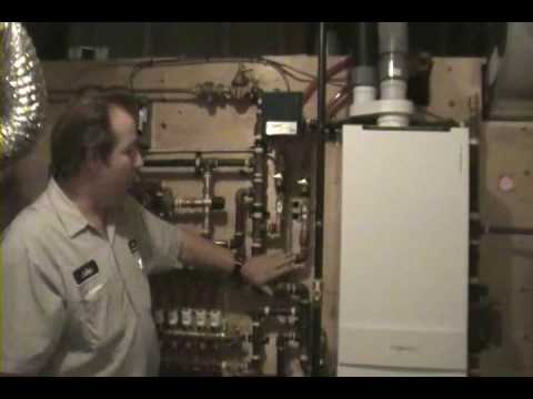 Viessmann Boiler Wiring Diagrams Vole Skeleton Diagram Pilot Mechanical Vitodens 100 Installation Youtube