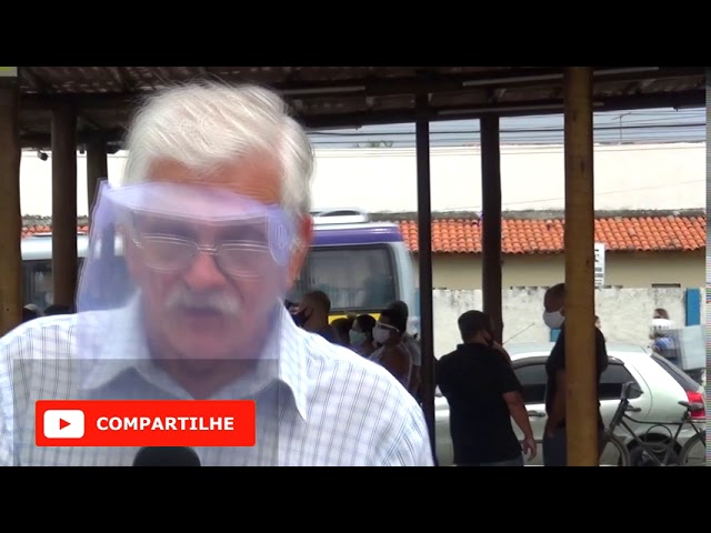 Passarela do Descobrimento sem ambulantes - Porto Seguro - Bahia