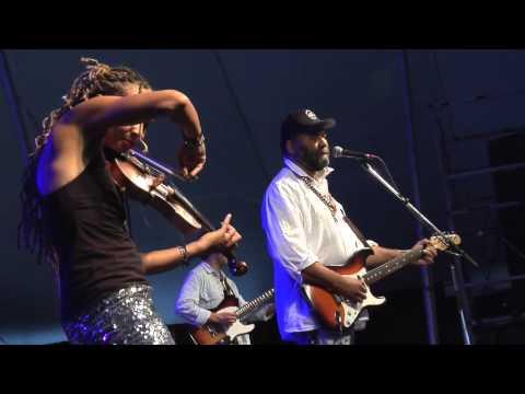 Otis Taylor Band:  Hey Joe