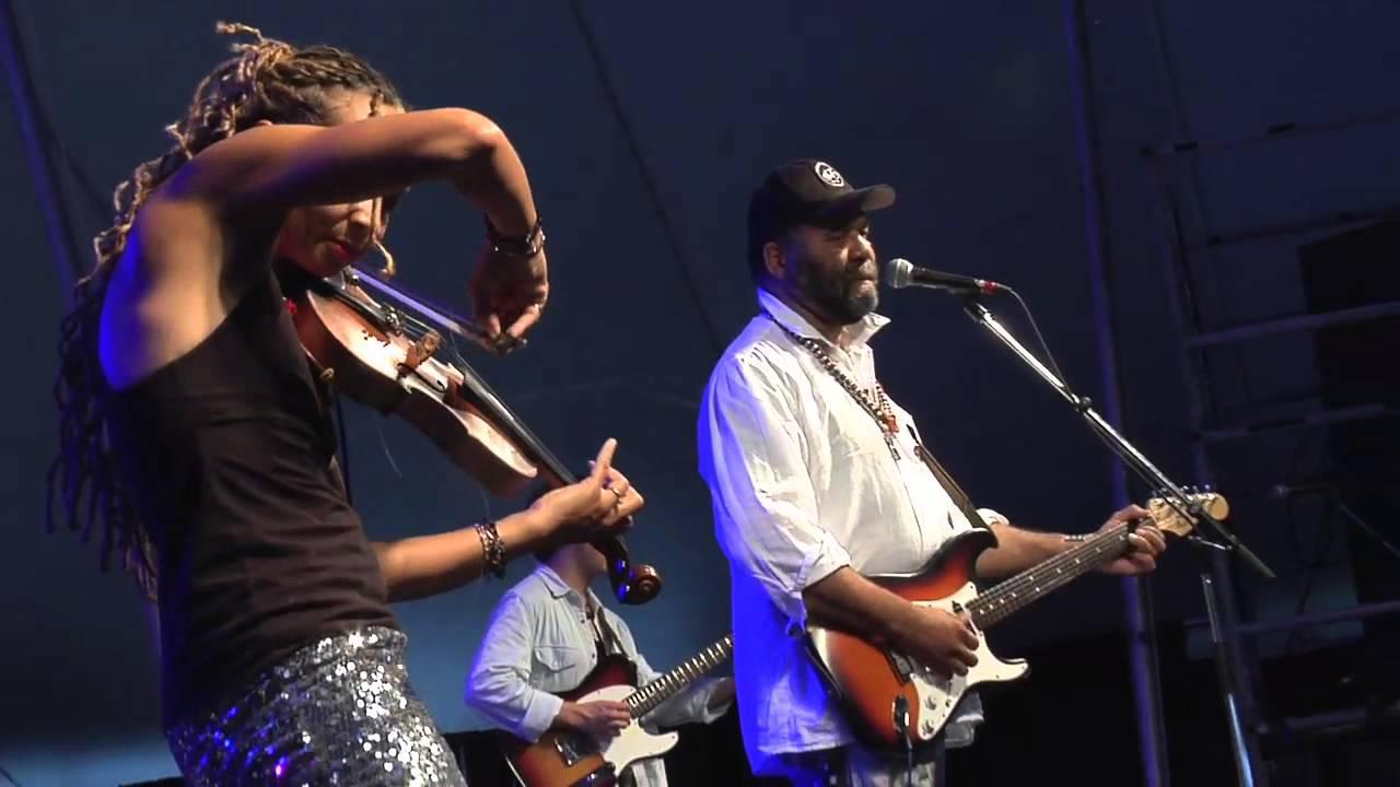 Download Otis Taylor Band:  Hey Joe