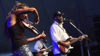 Otis Taylor Band:  Hey Joe