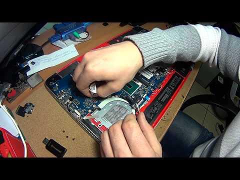 Как разобрать ноутбук HP Envy 17  How To Apart, Disassemble
