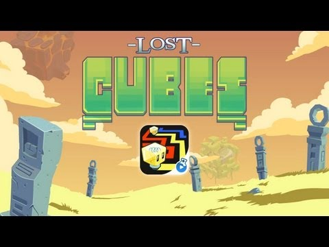 Lost Cubes - Universal - HD Gameplay Trailer