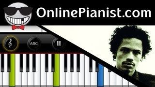 Eagle-Eye Cherry - Save Tonight - Piano Tutorial & Sheets
