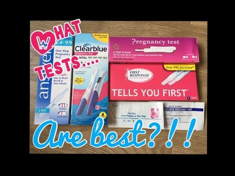 pregnancy test review which tests are best youtube. Black Bedroom Furniture Sets. Home Design Ideas