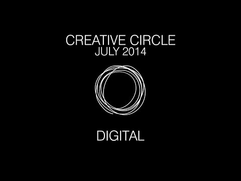 Creative Circle July 2014 Digital winners
