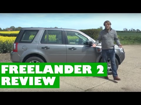 Land Rover Freelander 2 Review - Full detailed review, interior, exterior and driving