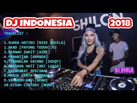 DJ Indonesia Tracklist Terbaru | Breakbeat 2018 Paling Enak Buat Santai |DJ Indonesia 2018