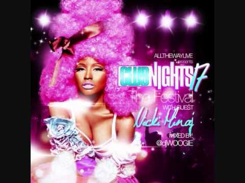 01 The Night Out (A-Trak Remix) Club Nights 17